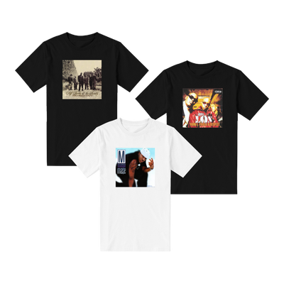 Album Tees Bundle