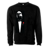 Godfather Black Crewneck Sweatshirt