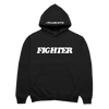 Fighter Hooded Sweatshirt [Black]