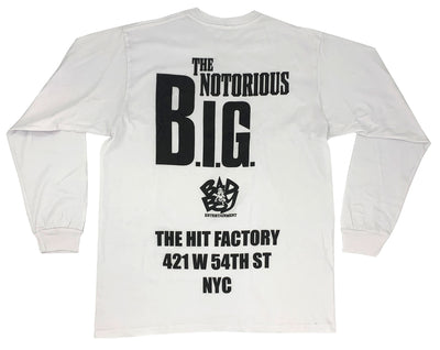 Big Hit Factory Long Sleeve Tee