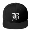 Bad Boy Olde English B Logo Snapback
