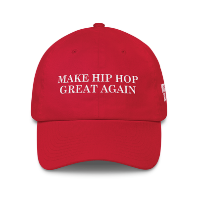Invisible Bully Make Hip Hop Again Dad Hat