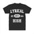 Lyrical High Tee