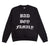 Bad Boy Family Stacked Old English Crewneck