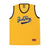 Bad Boy Mesh Basketball Jersey [Yellow]