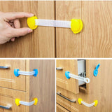 10Pcs/Lot Children Protection Lock ***FREE INSURED SHIPPING.