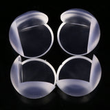 10pcs/lot Child Baby Safety Silicone Protectors ***FREE INSURED SHIPPING.