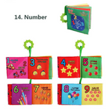 Quality Cloth Books (0-24 months)