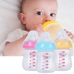 BPA Free Safe 150ml Feeding Bottle ***FREE INSURED SHIPPING.