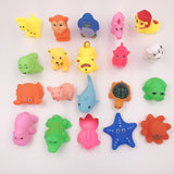 Soft Rubber Bath Toys ***FREE INSURED SHIPPING.