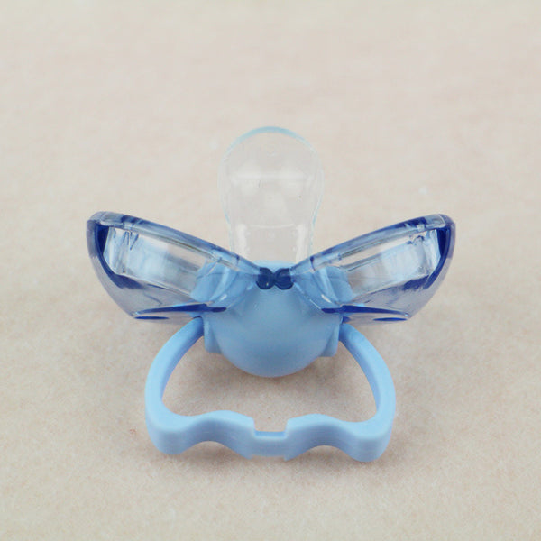 Dustproof Silicone Pacifier ***FREE INSURED SHIPPING.