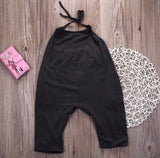 Baby Girls Strap Cotton Romper ***FREE INSURED SHIPPING.
