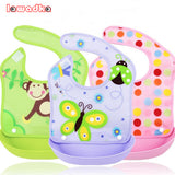 201 New Design Detachable Baby Bibs ***FREE INSURED SHIPPING.