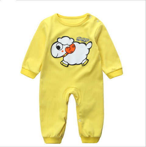 Cartoon Baby Girl Rompers (Range 1) ***FREE INSURED SHIPPING.