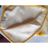 Cotton Cloth Changing Mat For Cribs ***FREE INSURED SHIPPING.