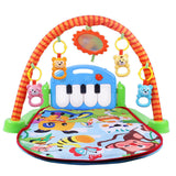 3 in 1 Rainforest Musical Lullaby Baby Activity Playmat ***FREE INSURED SHIPPING.