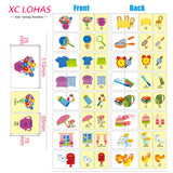 32-Pieces/Box Learn English Pair Puzzle ***FREE INSURED SHIPPING.