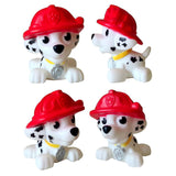 6-Piece/lot Patrol Anime Dog Bath Toys ***FREE INSURED SHIPPING.
