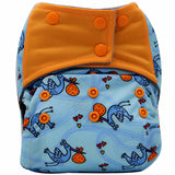 AIO Baby Bamboo Cloth Diaper ***FREE INSURED SHIPPING.