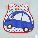 Adjustable Baby Bibs Summer Styles ***FREE INSURED SHIPPING.