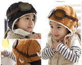 Winter Pilot Earflap Beanie ***FREE INSURED SHIPPING.