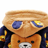 Baby Boys Kids Cartoon Bear Jacket Coat ***FREE INSURED SHIPPING.