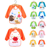 Baby Feeding Bibs Children Dinner Eating Accessory 1-3Y ***FREE INSURED SHIPPING.