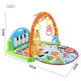 Baby Gym Play Mat Kick and Play Piano Gym ***FREE INSURED SHIPPING.