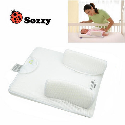 Anti-roll Sleep Positioner Nuring Pillow ***FREE INSURED SHIPPING.