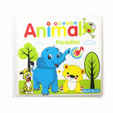 Waterproof 4 Pages Animal Learning Bath Books ***FREE INSURED SHIPPING.