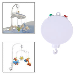 Crib Musical Carousel Bells ***FREE INSURED SHIPPING.