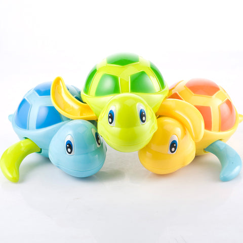 Baby turtle wound-up Bath Toy ***FREE INSURED SHIPPING.