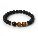 Yoga Lovers_Bracelet (Hematite)