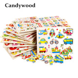 Candywood Baby Hand grasp wooden puzzle ***FREE INSURED SHIPPING.