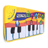 Piano Keyboard Music Gym Carpet ***FREE INSURED SHIPPING.