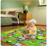 Double Side Sea World Happy Farm Play Mats ***FREE INSURED SHIPPING.