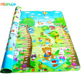 Educational Baby Crawling Mat 2*1.8m (Double-sided) ***FREE INSURED SHIPPING.