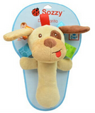 Giveaway: Animal Baby Rattles (Just Pay Shipping)
