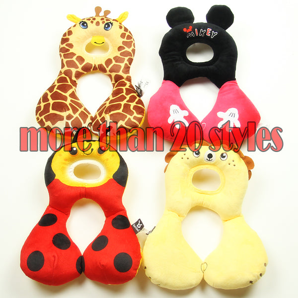 Cute Cartoon Anti-roll Massage Nursing Pillow ***FREE INSURED SHIPPING.