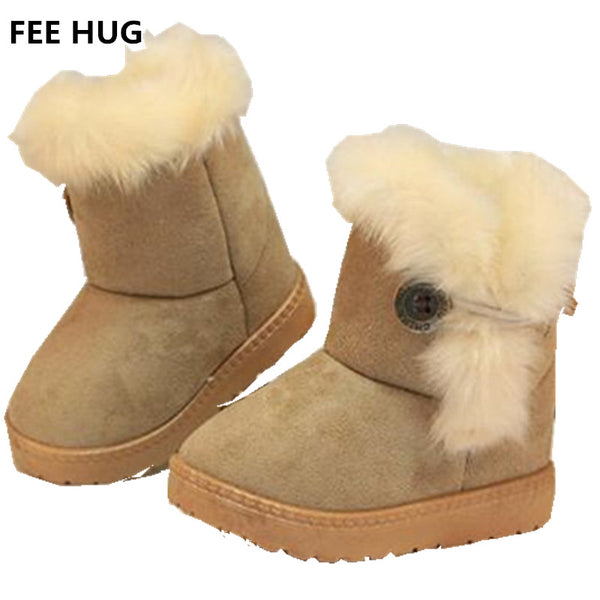 50% OFF+FREE SHIPPING: Cotton Padded Suede Buckle Snow Boots *Black Friday Secret Shoe Collection