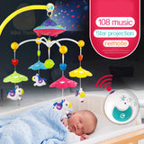 Mobile Crib Musical Animals Carousel ***FREE INSURED SHIPPING.