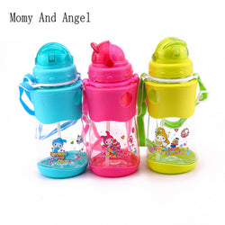 Momy And Angel Straw Cup Drinking Bottle ***FREE INSURED SHIPPING.
