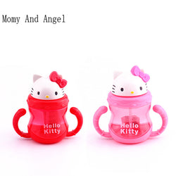 Momy And Angel 300ml Kitty Sippy Cup ***FREE INSURED SHIPPING.