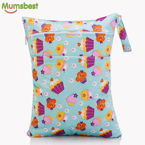 Mumsbest Washable Diaper Bag ***FREE INSURED SHIPPING.