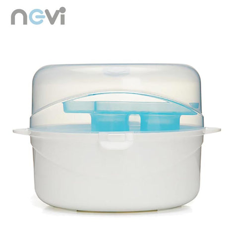 Ncvi Baby Bottle Microwave Steam Sterilizer ***FREE INSURED SHIPPING.
