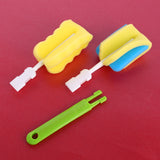 New 360 Degree Rotation Sponge Brushes ***FREE INSURED SHIPPING.