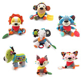Animal Style Baby Rattles ***FREE INSURED SHIPPING.