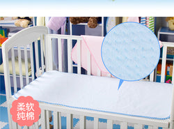 Waterproof Breathable Changing Pad for Crib Mattress ***FREE INSURED SHIPPING.