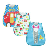 Newly 3 PCS/LOT Baby Bibs ***FREE INSURED SHIPPING.