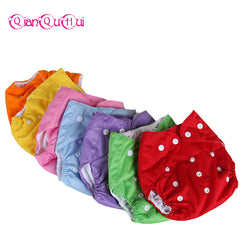 QianQuHui 0-3 Years Washable Cloth Diapers ***FREE INSURED SHIPPING.